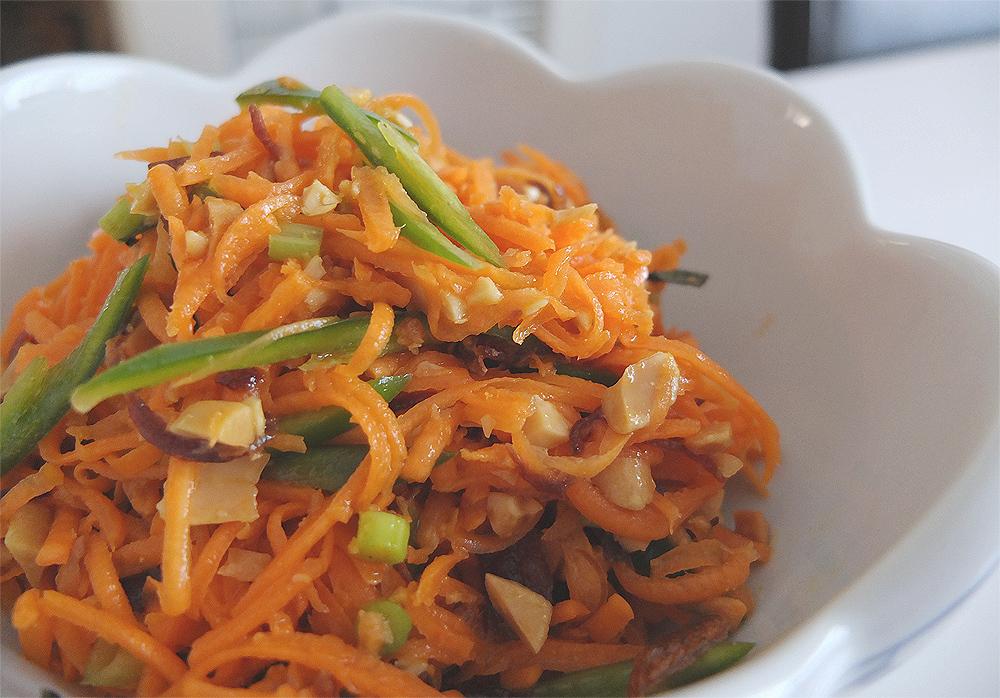 carrot salad 4