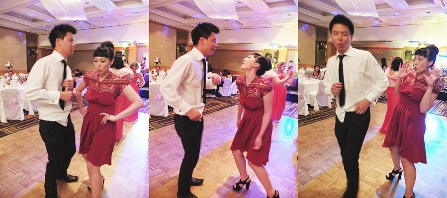 combo dance