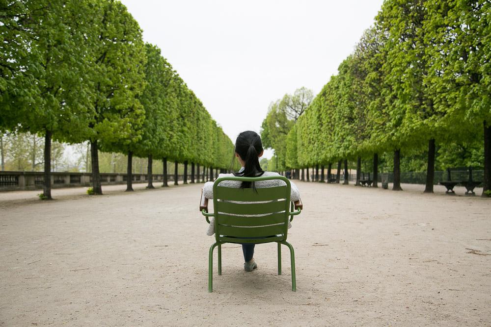 Jardin des tuileries the silver lining for Jardin tuileries